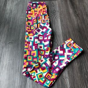 NWT l/xl kids leggings